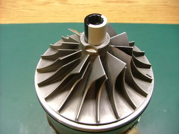 GR-7 Turbojet Engine Project